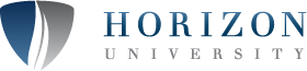 the Horizon University logo